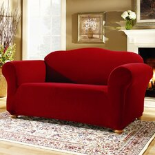 Stretch Pearson Loveseat Slipcover
