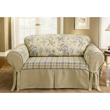 Lexington Sofa Skirted Slipcover