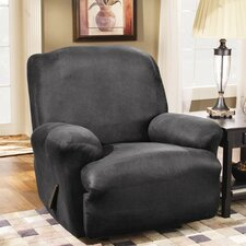 Stretch Leather Recliner Slipcover