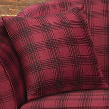 Stretch Belmont Plaid Pillow