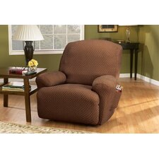 Stretch Sullivan Recliner T-Cushion Slipcover
