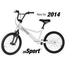 """Boy's 20"""" Sport No-Pedal Balance Bike"""