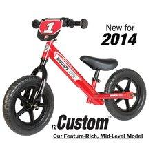 "Boy's 12"" Sport No-Pedal Ducati Balance Bike"