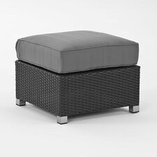 Soho Ottoman with Cushion