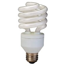 23W (2700K) Fluorescent Light Bulb (Pack of 12)
