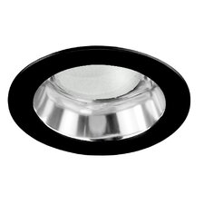 "4"" Specular Cone CL w/BK Trim Ring"