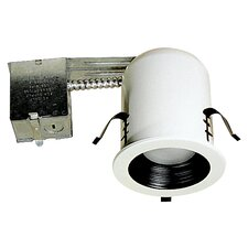 "<strong>Royal Pacific</strong> 4"" Line Voltage Airtight Remodel Housing"