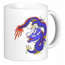 Chinese Dragon 11 oz. Coffee / Tea Mug