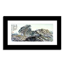 Village by Lin Hung Tsung Framed Graphic Art