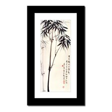 Bamboo by Lin Hung Tsung Framed Painting Print