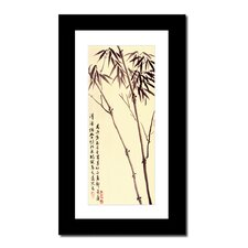 Bamboo Tree by Lin Hung Tsung Framed Painting Print