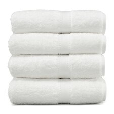 Luxury Hotel & Spa 100% Turkish Cotton Bath Towel (Set of 4)
