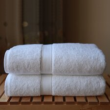 Luxury Hotel and Spa Bath Towel (Set of 2)