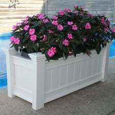 <strong>New England Arbors</strong> Square Windsor Box Planter