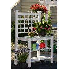 Burbank Rectangle Potting Bench