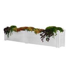 Rectangle Pergola Garden Bed