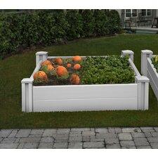 Sutton Rectangle Raised Garden Bed