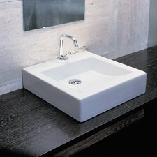 Domino Vessel Bathroom Sink