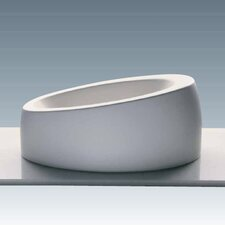 Scultara Asymmetrical Vessel Bathroom Sink