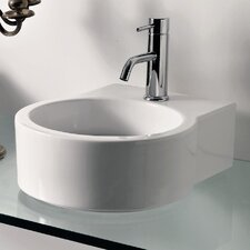 <strong>Moda Collection</strong> Groove Vessel Bathroom Sink