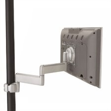 Dual Swing Pole Mount for LCD