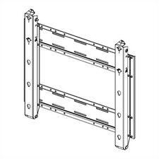 "Heavy Duty Pitch Adjustable Fixed Wall Mount for over 60"" Plasma"