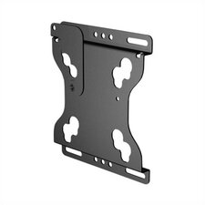 "Small Flat Panel Fixed Wall Mount for 10"" - 32"" TVs"