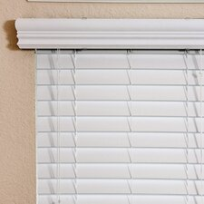 "Insulation Blind in White - 78"" H"