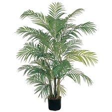 Silk Areca Palm Tree in Pot