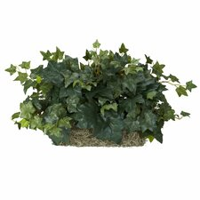 <strong>Nearly Natural</strong> Ivy Ledge Desk Top Plant in Planter
