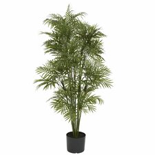 Nearly Natural Parlor Palm Tree in Pot