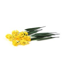 "<strong>Nearly Natural</strong> 29"" African Lily Stem in Yellow (Set of 12)"