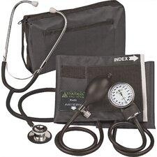 ProKit Aneroid Sphygmomanometer with Dual-head Stethoscope Kit