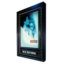 Starlite Series Rear Illuminated Poster Case