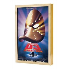 Posterlite Series Rear Illuminated Framed Graphic Art