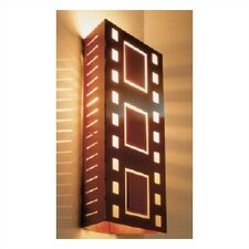 <strong>Bass</strong> Filmstrip Wall Sconce