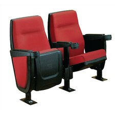 Forum Row of Two Movie Theater Chairs