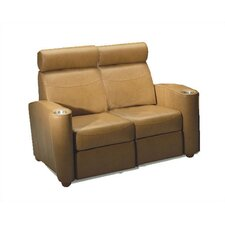 <strong>Bass</strong> Diplomat Home Theater Loveseat