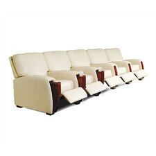<strong>Bass</strong> Celebrity Home Theater Seating (Row of 5)