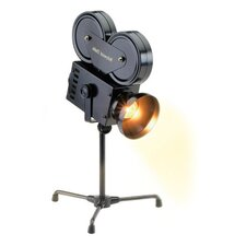 "Projector 14"" H Table Lamp"