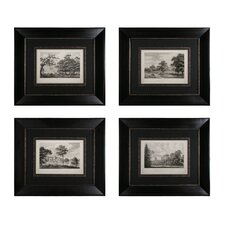 <strong>Sterling Industries</strong> Austens England Wall Art (Set of 4)