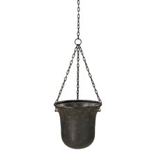 <strong>Sterling Industries</strong> Round Hanging Planter