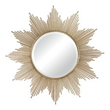 Churchfield Starburst Wall Mirror
