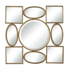 Lisnagry Modern Simple Wall Mirror