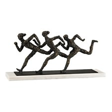 <strong>Sterling Industries</strong> Photofinish Sculpture
