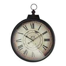 "<strong>Sterling Industries</strong> 20"" Wall Clock with Frame"