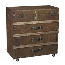 Pelican Harbor Accent Chest