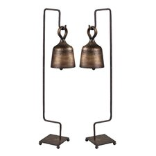 Celeste Decorative Bell (Set of 2)