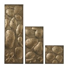 <strong>Sterling Industries</strong> 3 Piece Ramsey Wall Décor Set
