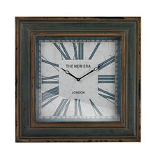 Large Wall Clock with Frame